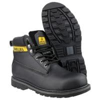 Amblers Safety FS9 Goodyear Welted Safety Black